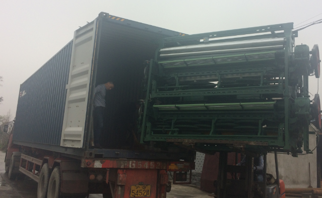 Loading Renew Chinese GA747 Rapier Loom